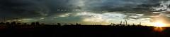 Uma bela tarde em Ouroeste (Centim) Tags: município interior cultura mg brasil br cidade estado país sudeste continentesulamericano américadosul foto fotografia ouroeste panorâmica ouroestesp paisagem pôrdosol sony sonyhx1