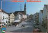 1999 Germany // Wandern im Bayerischen Wald bei Schönberg // Waldkirchen (Postkarte) (maerzbecher-Deutschland zu Fuss) Tags: 1999 germany deutschland wanderweg wandern natur trail wanderwege maerzbecher deutschlandzufuss hiking trekking weitwanderweg fernwanderweg deutschlandzufus bayern schönberg waldkirchen