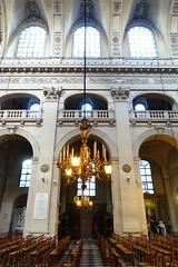 Eglise Saint-Paul Saint-Louis @ Paris (*_*) Tags: paris france europe city december 2016 fall saturday sunny autumn cold church christian saintlouisdesjésuites saintpaul saintlouis jesuit marais