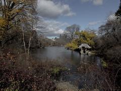 The Boating Lake, Central Park (1hr photo) Tags: nyc newyork manhattan newyorkcity centralpark bethesdafountain bethesdaterrace boatinglake belvederecastle sheepmeadow jacquelinekennedyonassisreservoir wagnercove