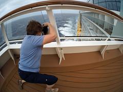 Exterior Scenes -04 (KathyCat102) Tags: royalcaribbean anthem anthemoftheseas cruise ship rokinon 93mmfisheye