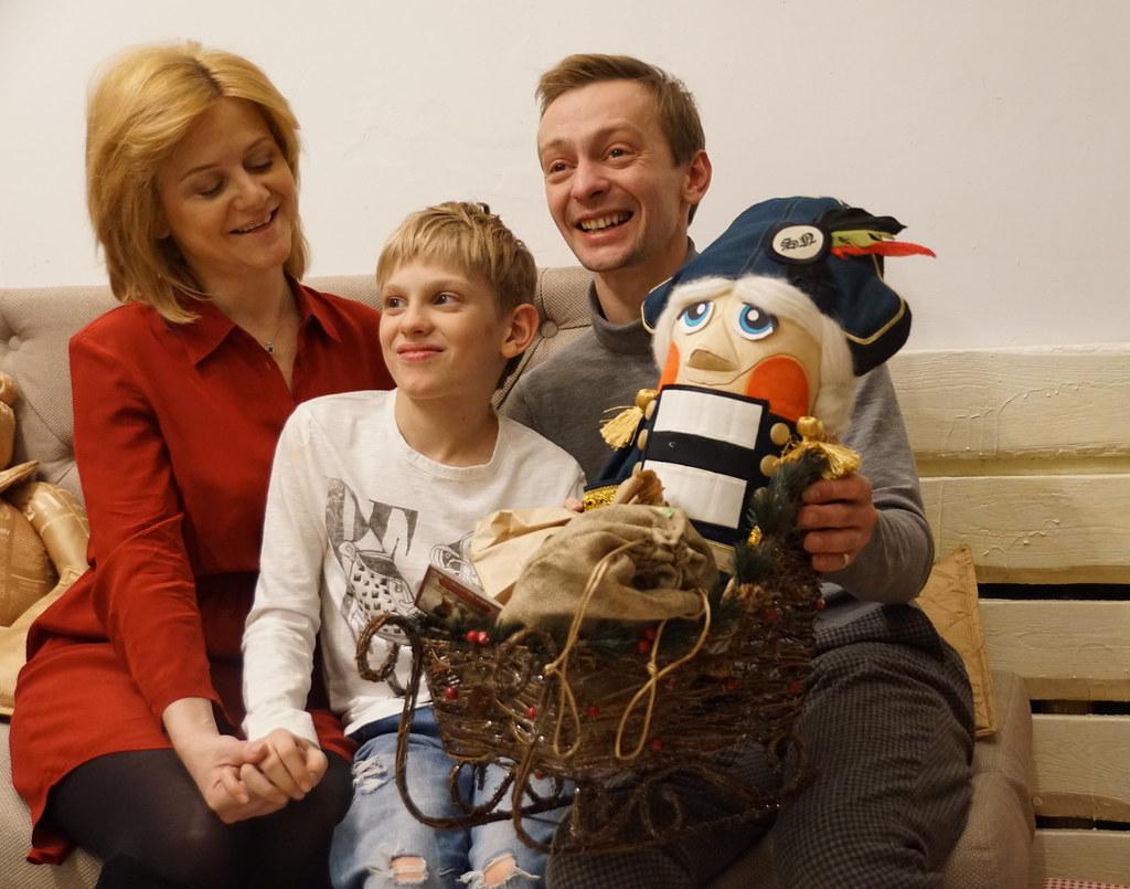евгений кулаков и его семья фото