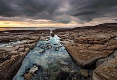 Parton rockpool (alf.branch) Tags: sea seaside seascape seaweed harrington rocks refelections rock parton partonbeach pool rockpool westcumbria cumbria irishsea olympus olympusomdem5mkii ziuko918mmf4056ed zuiko alfbranch
