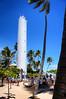 Farol de Praia do Forte (Arimm) Tags: arimm lighthouse beach sand plam tree coconut