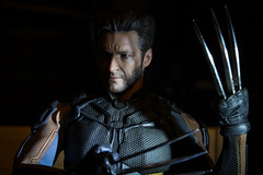 DSC_6616 (Quantum Stalker) Tags: xmen wolverine mutant hot toys days future past scale hugh jackman adamantium claws skeleton indestructible