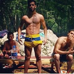 müslüm şahin (nigarturkmen) Tags: turkish turkishbulge bulge bigbulge muscle guy summer naked