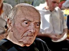 Os nosos abós (Franco D´Albao) Tags: francodalbao dalbao lumix retrato portrait vejez oldage hombre man anciano recuerdos memories tiempo time vida life añoranzas soledad solitude