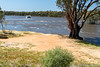 River Murray, Robinvale, Victoria. (andrew52010) Tags: robinvale rivermurray bumbangisland victoria houseboat newsouthwales murrayriver holiday nsw