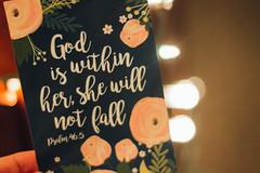 Illuminate | Butler University (carlybutler) Tags: god psalm religion bible verse