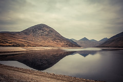 Reflections (ColinParte) Tags: ireland mournes silentvalley reservoir wildlife canon 60d