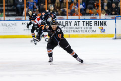 "Missouri Mavericks vs. Cincinnati Cyclones, January 25, 2017, Silverstein Eye Centers Arena, Independence, Missouri.  Photo: John Howe / Howe Creative Photography • <a style=""font-size:0.8em;"" href=""http://www.flickr.com/photos/134016632@N02/32558226995/"" target=""_blank"">View on Flickr</a>"