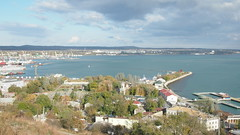 Crimea. Kerch. Oktober 2016 (nikolasrybin) Tags: russia oktober fall 2016 traveling kerch crimea olympus pen epl3 water sea blacksea landscape