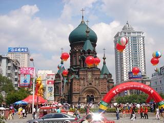 Church of St. Sophia, Harbin, China