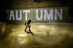 warehouse skate (sgoralnick) Tags: motion brooklyn interior warehouse skatepark skate skater greenpoint