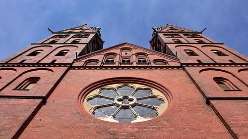 Dom St. Marien in Hamburg Sankt Georg