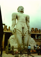 Statue of Lord Bahubali