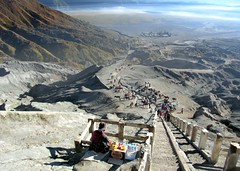 mt bromo view - indonesia (chillntravel) Tags: travel indonesia topv444 topv666 bromo tengger mountbromo mtbromo topf30 eastjava jawatimur photodotocontest2