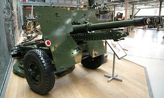 Mirbat Gun at Firepower, Museum of the Royal Artillery, Woolwich (Whipper_snapper) Tags: museum military cannon artillery guns sas arsenal weapons woolwich firepower royalartillery woolwicharsenal specialairservice