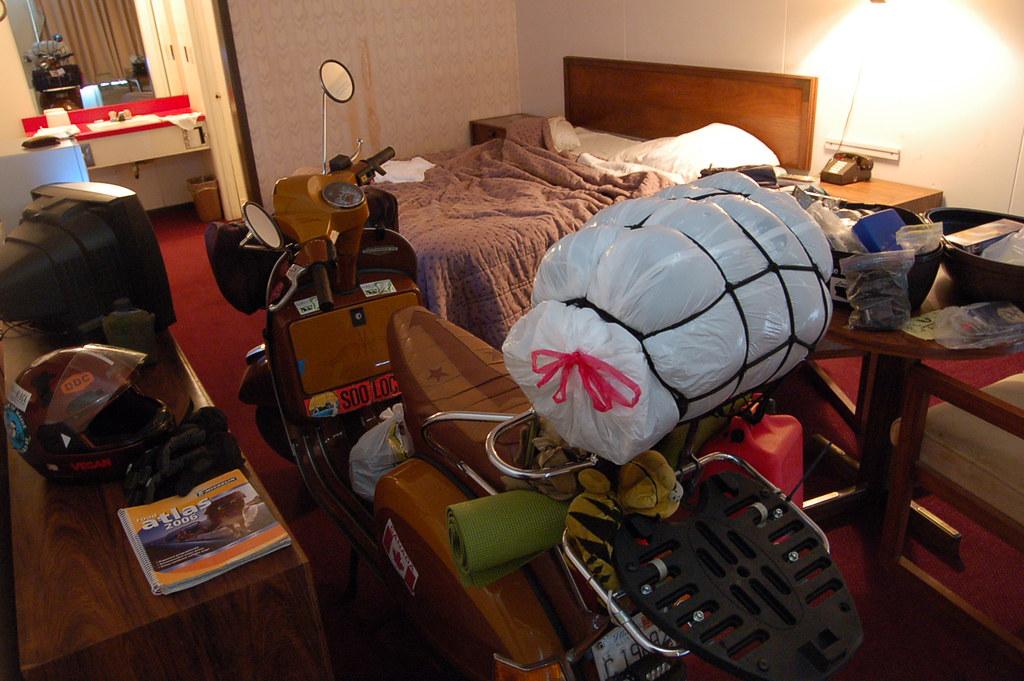 Hope Motel Room