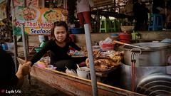 Damnoen Saduak Floating Market 03 (Ld\/) Tags: damnoen saduak floating market march flotant flottant thailande thailand thai typique asia asian asie bangkok citytrip city asiatique