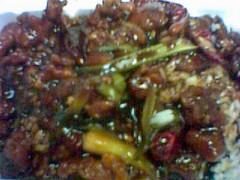 左宗棠雞飯