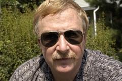 ir infrared portrait selfportrait people scientific man study me freckles comparison experiment sunglasses tranparent self d100