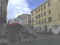 Bon giorno from Civitavecchia!