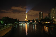 Eiffel Tower @ Night