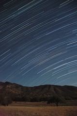 chiricahua star trails (Ken Reppart) Tags: astrophotography startrails chiricahua sunglow imagespace:hasdirection=false