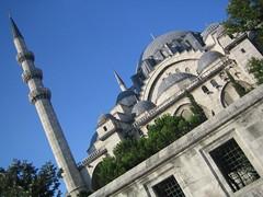 ge ykselen sleymaniye.. (muvakktzade) Tags: istanbul sleymaniye fotografkraathanesi