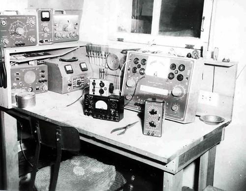 My electronics lab