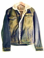 Jeans-Jacke von Ted Baker (zipfel & frogi) Tags: liquidation birmensdorferstrasse199 hausrat jacke jacket jeansjacke