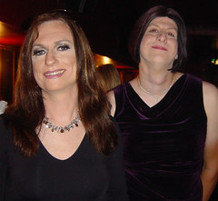 Stacey and Vicky (Jo Angel) Tags: joanna transmission friends london september 3905 tx party tranny trannies tgirls