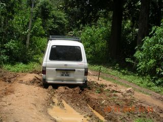 Horribly stuck. Waynad. Kerala