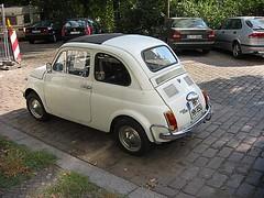 Fiat 500 (Bambini)