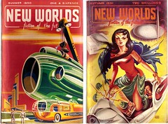 New Worlds Magazine (jovike) Tags: sf magazine newworlds sciencefiction