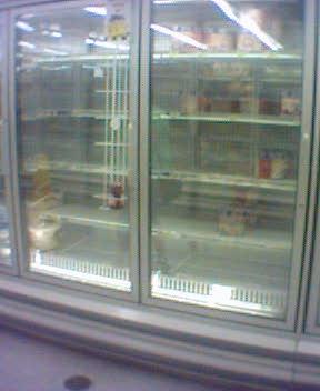 No Ice Cream!