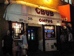 CBGB OMFUG by geeenta, on Flickr