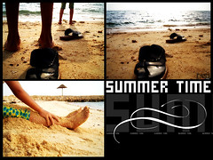 [ Summer time ]