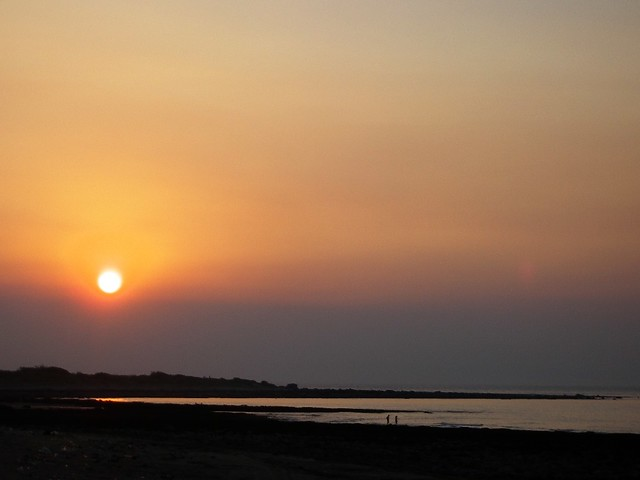淺水灣夕陽