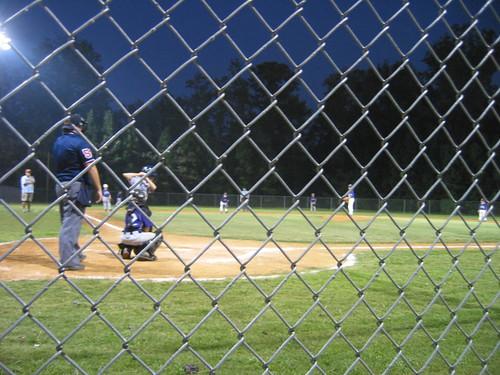 Mr. A's Baseball Game 9/19
