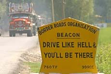 Boarder Roads Organisation