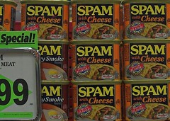Spam is on the rise