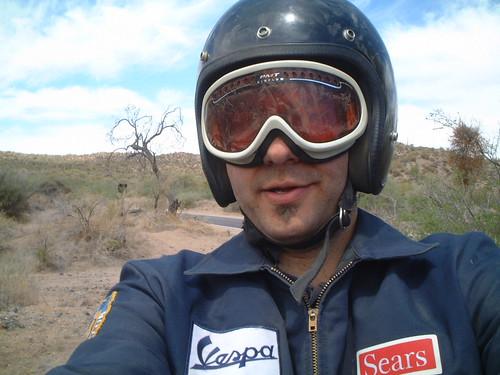 Dirt bike dweeb