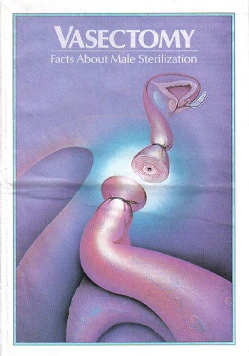 """Vasectomy Brochure, Page 1"" by kristykay on flickr"
