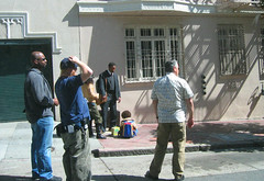 Pursuit of Happyness (tecgirl) Tags: willsmith movie pursuitofhappyness ofarrell leavenworth crew sanfrancisco