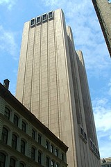 AT&T Long Lines Building by Mister V, on Flickr