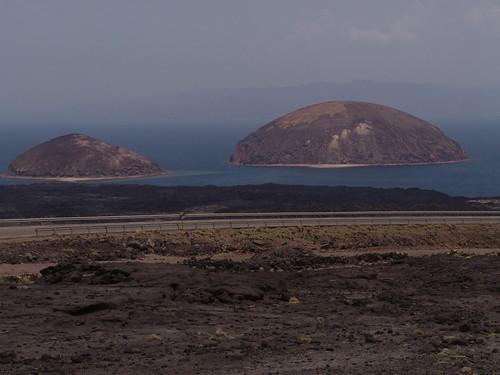 View across Bay of Goudouk