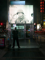 US Army rekrutering p� Times Square #1 by Stig Nygaard, on Flickr