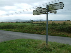 Downhill to Ballyclerihan